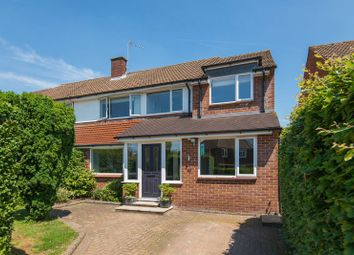 Thumbnail 4 bed semi-detached house for sale in Coppice Farm Road, Penn, High Wycombe