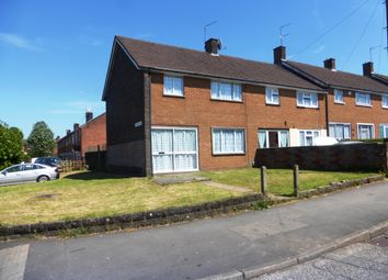 Thumbnail 3 bedroom end terrace house for sale in Burnham Avenue, Llanrumney, Cardiff