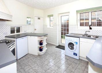 Thumbnail 2 bed bungalow for sale in Latham Avenue, Orton Longueville, Peterborough