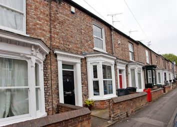 Thumbnail 2 bedroom terraced house to rent in Park Crescent, York