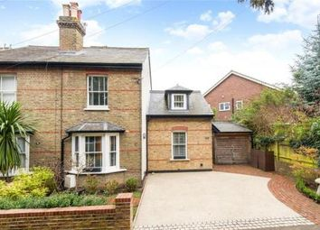 Thumbnail 3 bed semi-detached house for sale in Church Road, Epsom