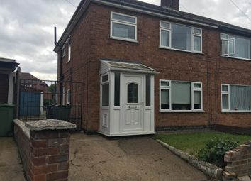 Thumbnail 3 bed semi-detached house to rent in Wayside Drive, Thurmaston, Leicester