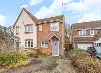 Thumbnail 2 bed semi-detached house for sale in Showell Park, Staplegrove, Taunton