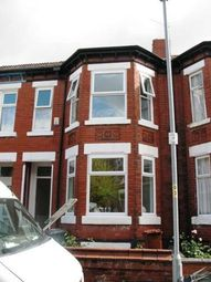 Thumbnail 5 bedroom shared accommodation to rent in Kensington Avenue, Manchester