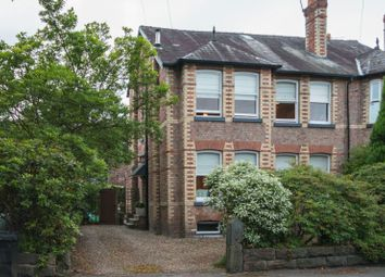 Thumbnail 3 bed semi-detached house for sale in Linden Avenue, Altrincham
