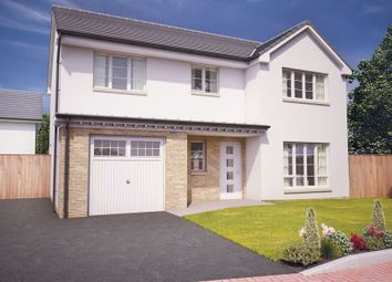 "Thumbnail 4 bed detached house for sale in ""The Dochart"" at Fairlie, Largs"