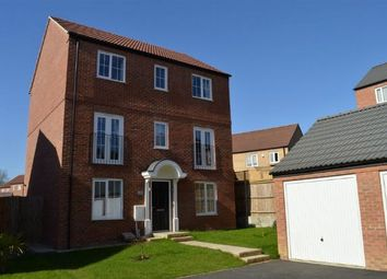 Thumbnail 4 bed detached house for sale in Wildacre Drive, Little Billing, Northampton