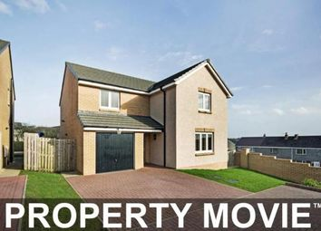 Thumbnail 4 bed detached house for sale in Sycamore Way, Stewarton, East Ayrshire