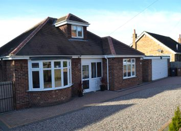 Thumbnail 4 bed detached bungalow for sale in Meynell Street, Church Gresley, Swadlincote