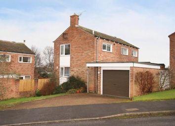 Thumbnail 3 bed detached house for sale in Hanbury Close, Dronfield, Derbyshire