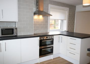 Thumbnail 3 bed flat to rent in Broomhill Drive, Glasgow