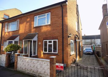 Thumbnail 2 bed semi-detached house for sale in Strover Street, Gillingham