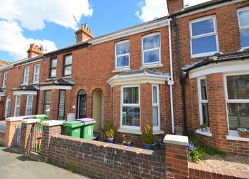 Thumbnail 2 bed terraced house for sale in Royal Military Avenue, Cheriton, Folkestone