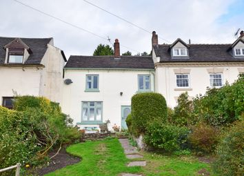 Thumbnail 2 bed cottage for sale in Prince George Street, Cheadle, Stoke-On-Trent