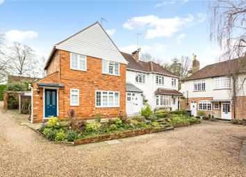 3 bed terraced house for sale in Heath Farm Court, Grove Mill Lane, Watford, Hertfordshire WD17