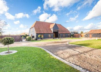 Thumbnail 4 bed detached house for sale in Church Street, Higham, Rochester, Kent