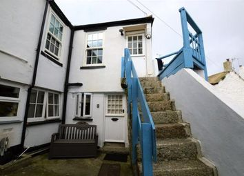 Thumbnail 2 bed terraced house for sale in Wellington Place, Regent Terrace, Mousehole, Penzance