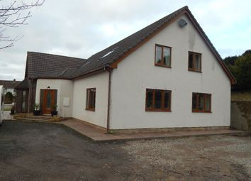 Thumbnail 4 bed detached house for sale in Verwey Road, Nantyglo, Ebbw Vale