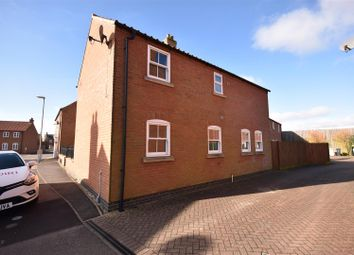 Thumbnail 3 bed semi-detached house for sale in Honeysuckle Lane, Wragby, Market Rasen