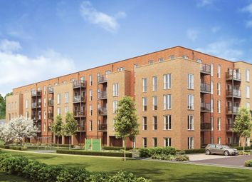 "Thumbnail 1 bed flat for sale in ""Lambert Court"" at Chapel Hill, Basingstoke"