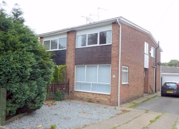 Thumbnail 3 bed semi-detached house for sale in Compass Road, Beverley High Road, Hull, East Riding Of Yorkshire