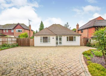 Borers Close, Borers Arms Road, Copthorne, Crawley RH10. 2 bed detached bungalow for sale