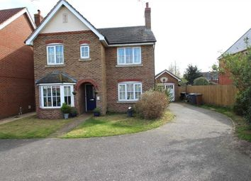 Thumbnail 4 bedroom detached house for sale in Hartree Way, Grange Farm, Kesgrave, Ipswich