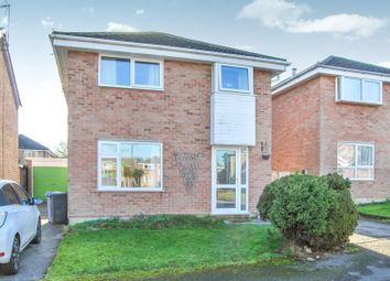 Thumbnail 4 bed detached house for sale in Caversham Way, West Hallam