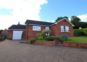 Thumbnail 3 bed detached bungalow for sale in The Hollow, Uttoxeter