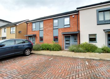 Thumbnail 3 bedroom terraced house for sale in Puffin Way, Reading, Berkshire