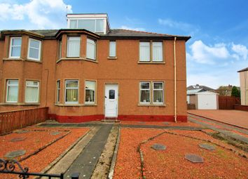 Thumbnail 2 bed flat for sale in Viewpark Road, Motherwell