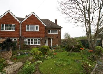 Thumbnail 3 bed semi-detached house for sale in The Bowlings, New Road, Sedlescombe, Battle