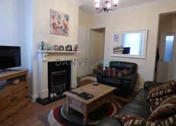 Thumbnail 3 bed terraced house to rent in Nutfield Road, Leicester