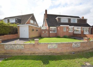 Thumbnail 4 bed semi-detached house for sale in Grafton Way, Duston, Northampton