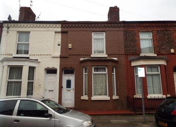 Thumbnail 2 bed terraced house for sale in Rockhouse Street, Liverpool, Merseyside, England