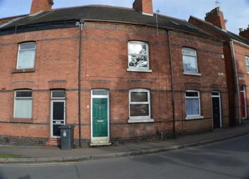 Thumbnail 2 bed terraced house for sale in 4 Stowe Street, Lichfield, Staffordshire