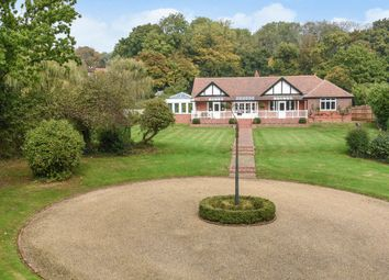 Thumbnail 5 bed detached house for sale in Forewood Lane, Crowhurst, Battle