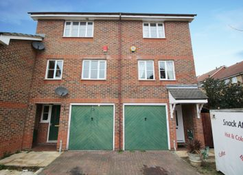 Thumbnail 3 bed semi-detached house for sale in Redbourne Drive, Thamesmead, Greater London
