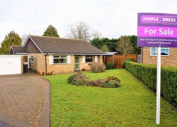 Thumbnail 3 bed detached bungalow for sale in Keats Close, High Wycombe