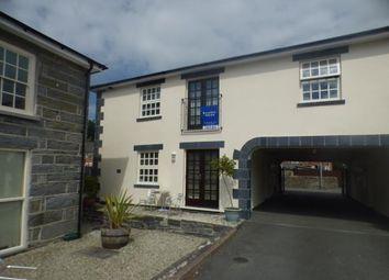 Thumbnail 2 bed flat for sale in The Oakeleys, Porthmadog, Gwynedd