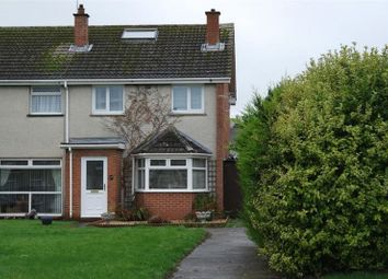Thumbnail 3 bed end terrace house for sale in Scotchwell View, Haverfordwest