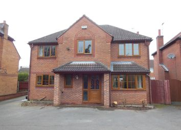 Thumbnail 4 bedroom detached house to rent in Sunnyside, Morley Road, Derby