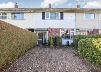 Thumbnail 3 bed terraced house for sale in Waverton Avenue, Warton, Tamworth, Staffordshire