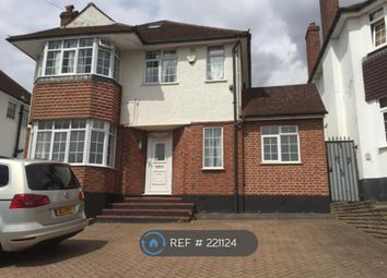 Thumbnail 4 bed detached house to rent in Courtlands Drive, Watford