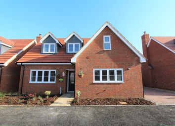 3 bed detached house for sale in Joye Close, Blunham, Bedford MK44