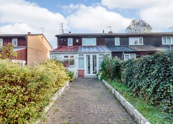 Thumbnail 3 bed end terrace house for sale in Lyster Close, Warrington, Warrington