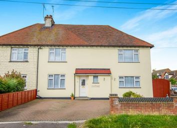 Thumbnail 5 bed semi-detached house for sale in Little Wakering, Southend-On-Sea, Essex