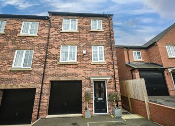 Thumbnail 4 bed semi-detached house for sale in 20 Weavers Way, Alfreton