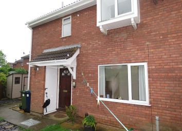 Thumbnail 2 bedroom detached house to rent in Fallow Drive, Eaton Socon, St. Neots