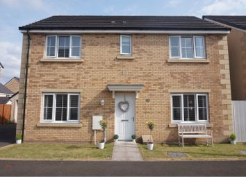 Thumbnail 4 bed detached house for sale in Long Heath Close, Caerphilly